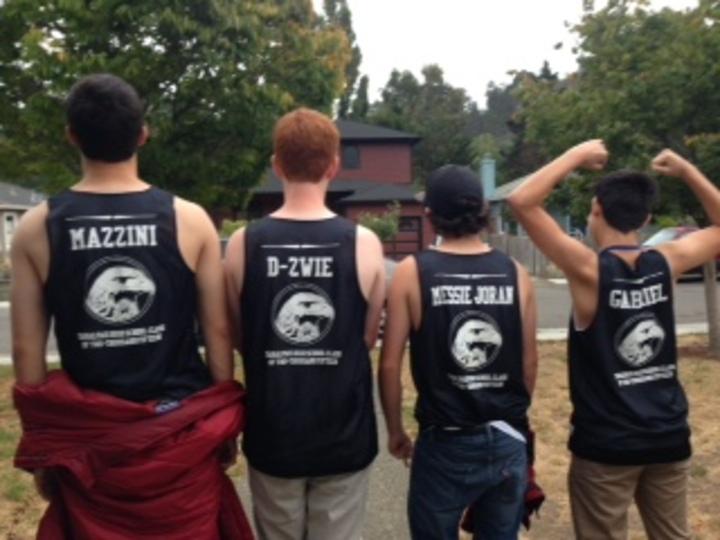 Senior Jersey T-Shirt Photo