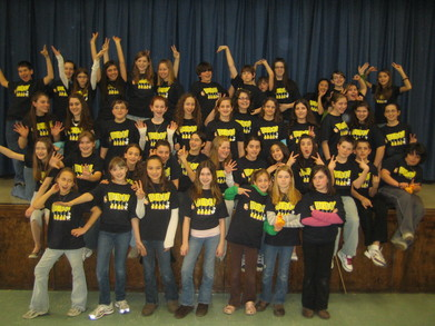 Wms Drama Club Presents Honk! T-Shirt Photo