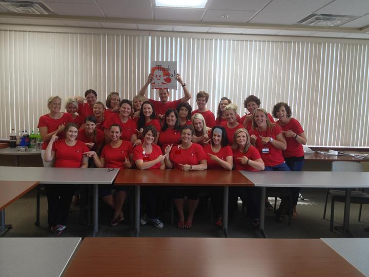 Iwh Loves Red T-Shirt Photo