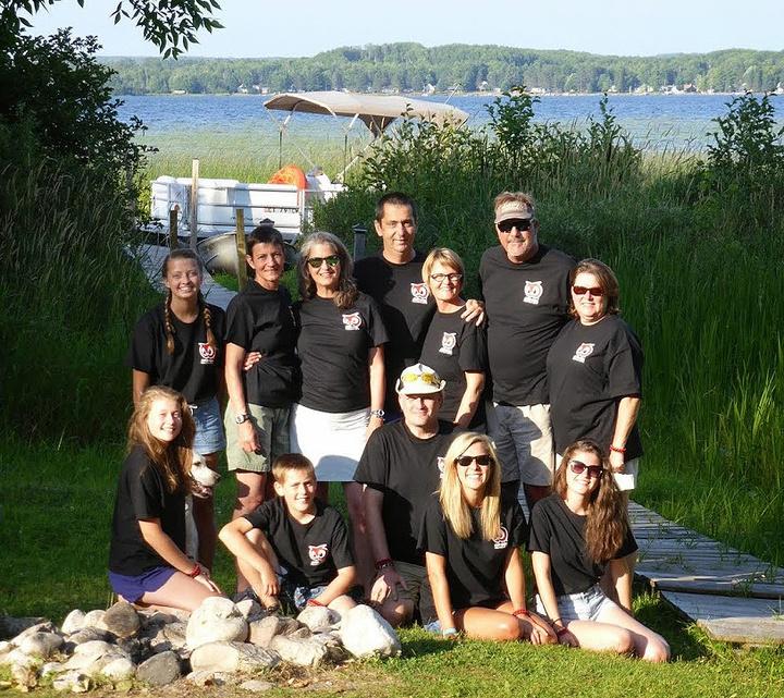 Lake Millecoquin Family Reunion T-Shirt Photo