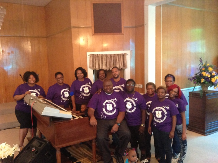 Fgf Praise & Worship Team T-Shirt Photo