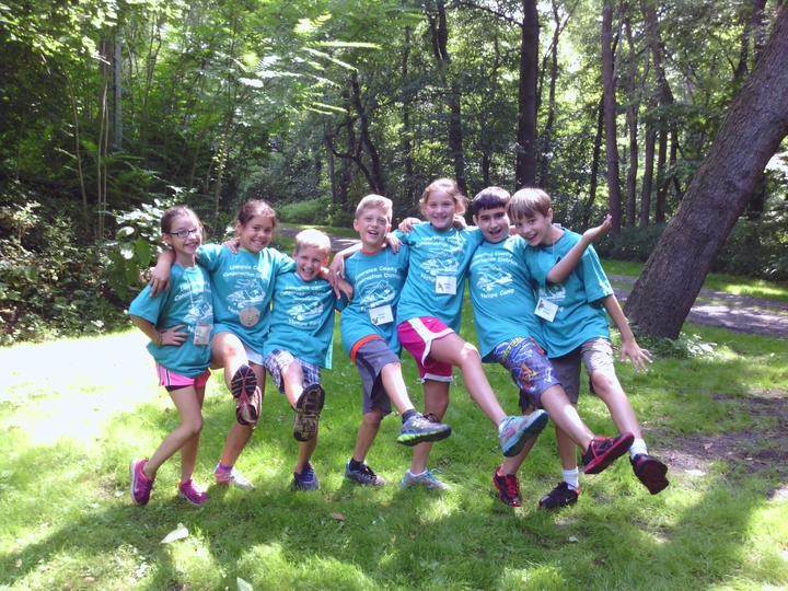 Nature Camp 2014 T-Shirt Photo