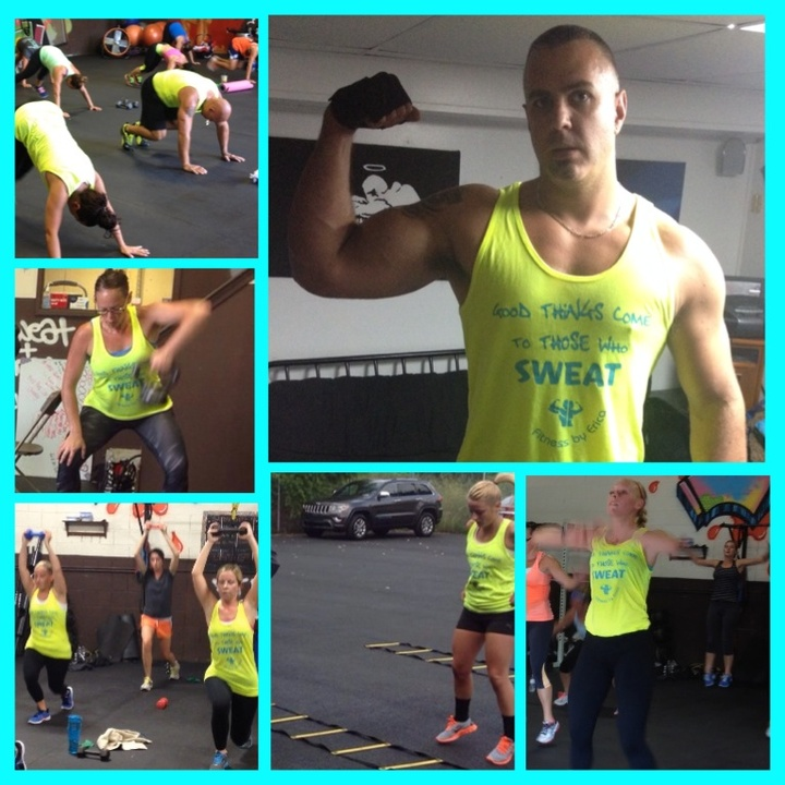 Tanks At Work! Erica G Fit T-Shirt Photo