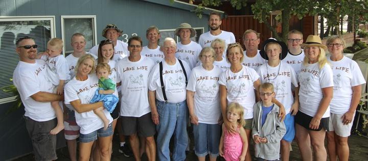 The Mc Lain Clan T-Shirt Photo