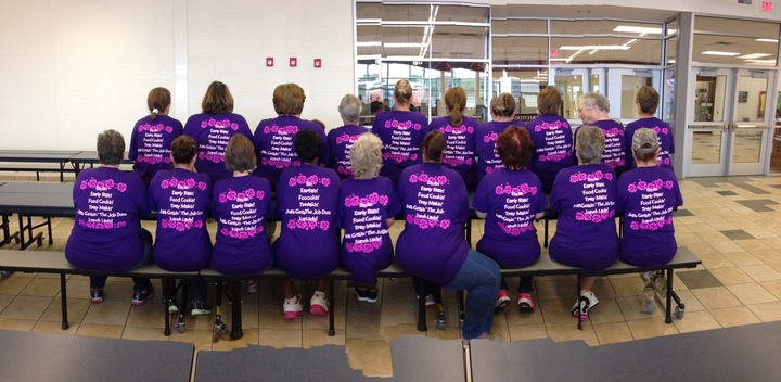 Lunch Ladies On The Loose! T-Shirt Photo