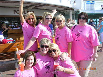Cruising With Bahama Mamas T-Shirt Photo