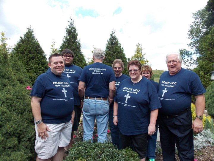 Grace Ucc Annual Outdoor Picnic T-Shirt Photo