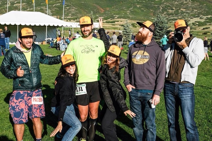 Wasatch 100 Mile Run Finish Line #O6 Hc T-Shirt Photo