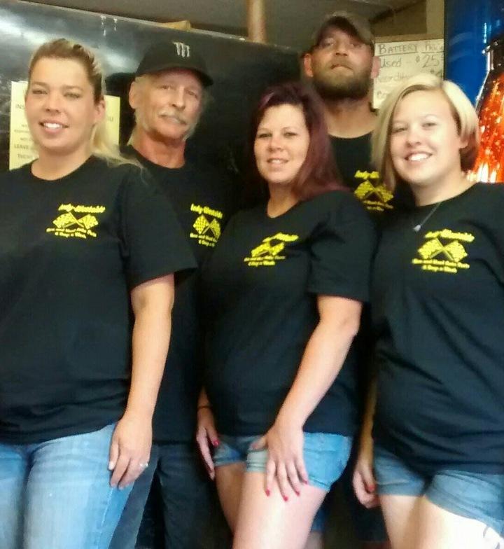 Indy Westside Crew T-Shirt Photo