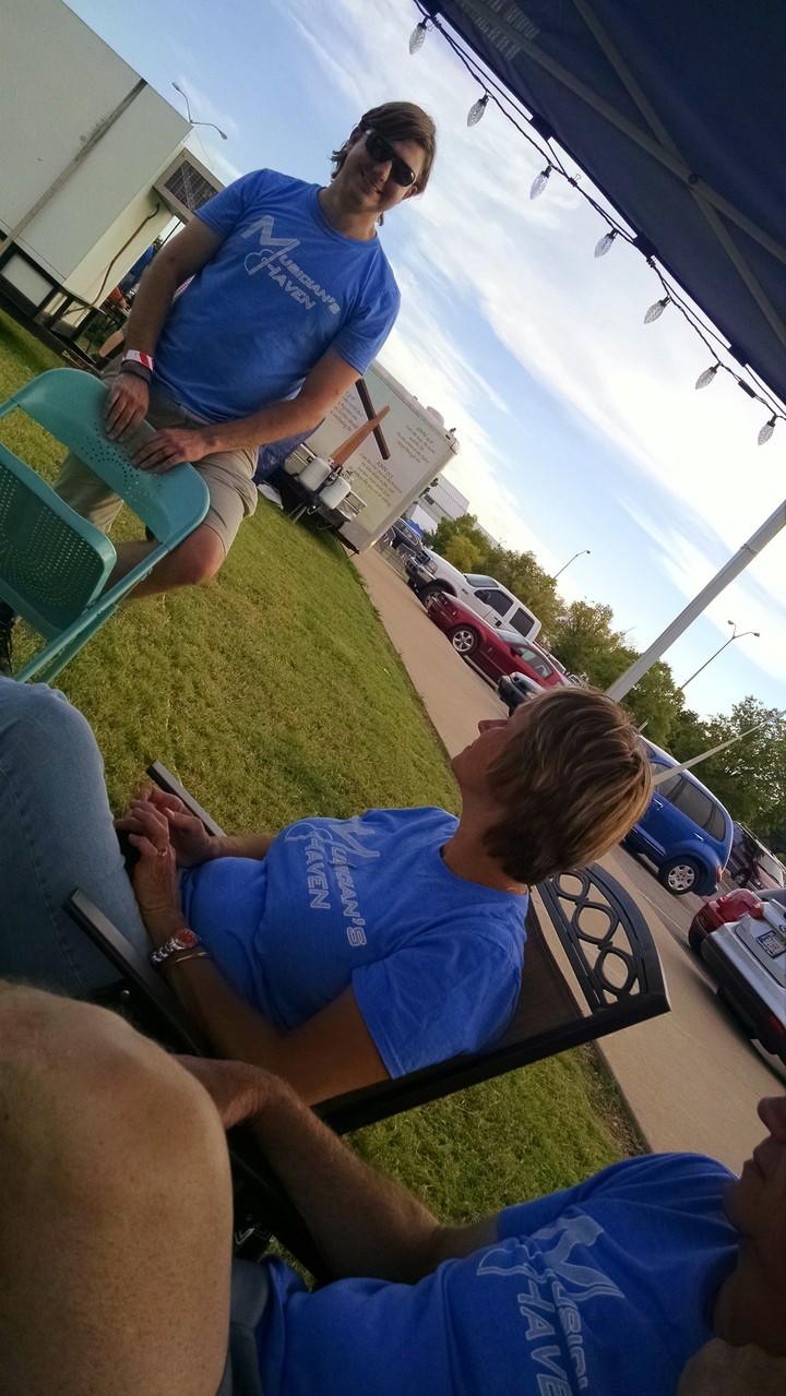 Blue Grass Festival Fun! T-Shirt Photo
