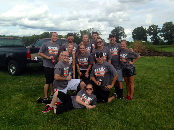 Fun Day On The Fields! T-Shirt Photo