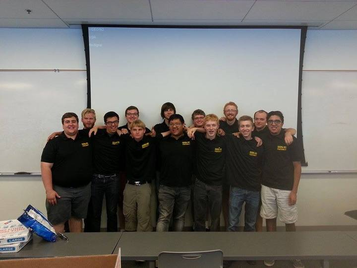 The Engineers Of Sigma Nu T-Shirt Photo