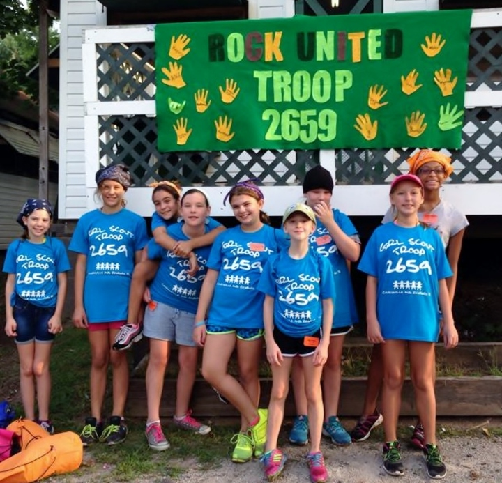 Troop 2659 Camporee  T-Shirt Photo