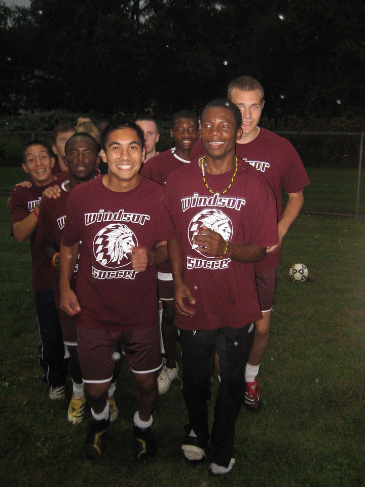 Windsor High School Soccer, Ct T-Shirt Photo