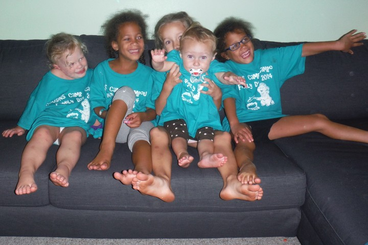 Cousins' Camp T-Shirt Photo