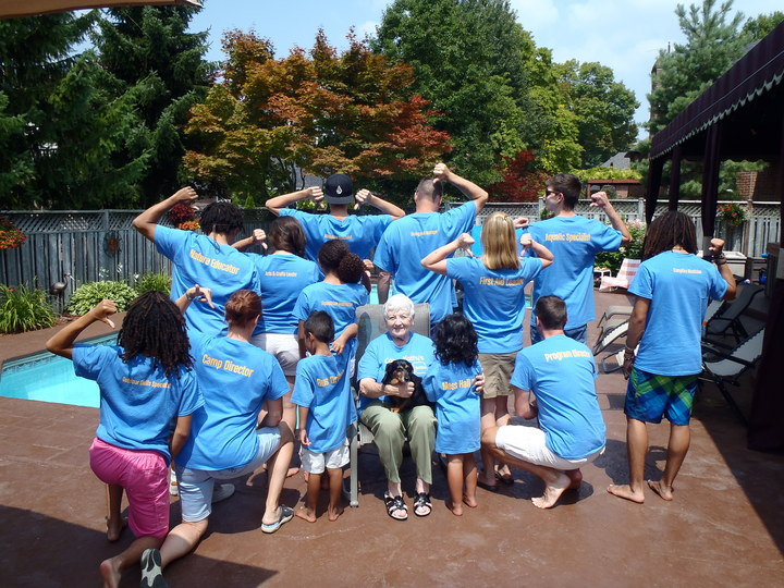 Camp Kathy's T-Shirt Photo