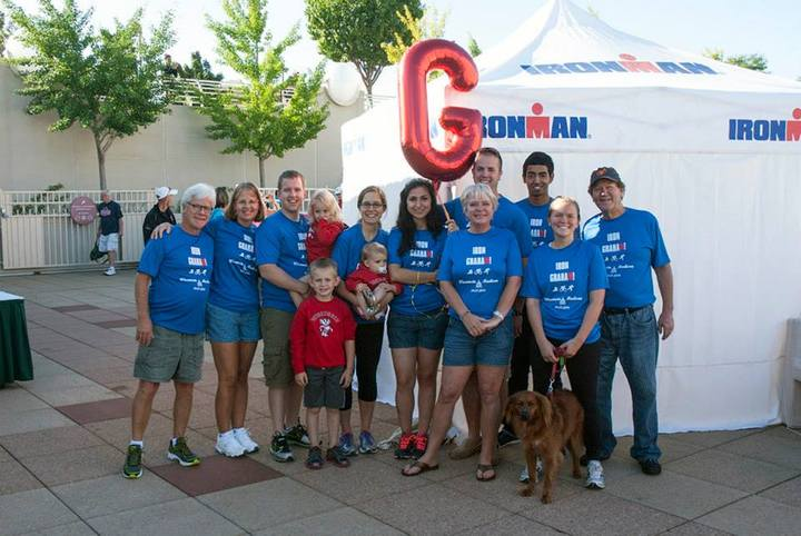 Iron Graham T-Shirt Photo