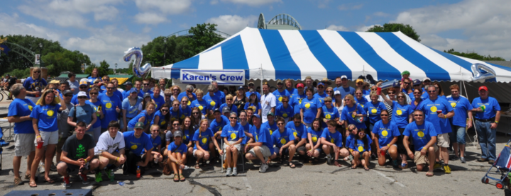 Karen's Crew 2014 T-Shirt Photo