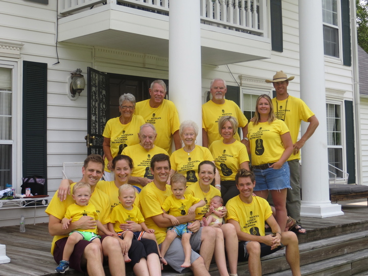 Sievers Family Reunion T-Shirt Photo
