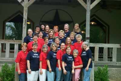 Goyne Family Women's Retreat T-Shirt Photo