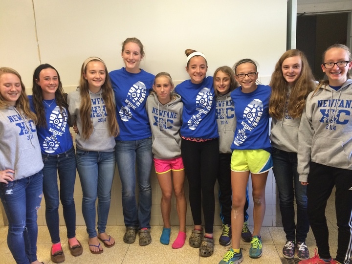 Newfane Xc  T-Shirt Photo