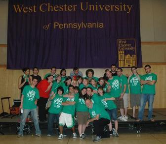 Wcur Grand Ram Band Slam 2008 Staff T-Shirt Photo
