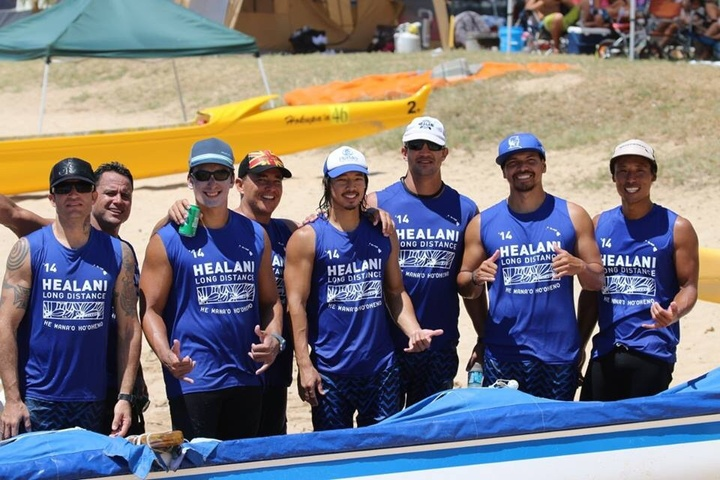 Healani Canoe Club T-Shirt Photo