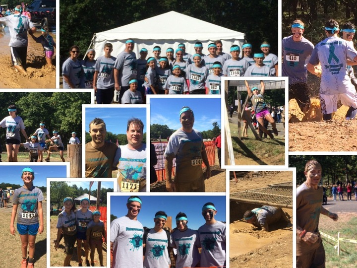 Getting Dirty To Clean Up Cancer  T-Shirt Photo