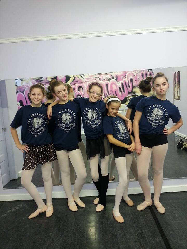 They Love Their Nutcracker Tee's! T-Shirt Photo