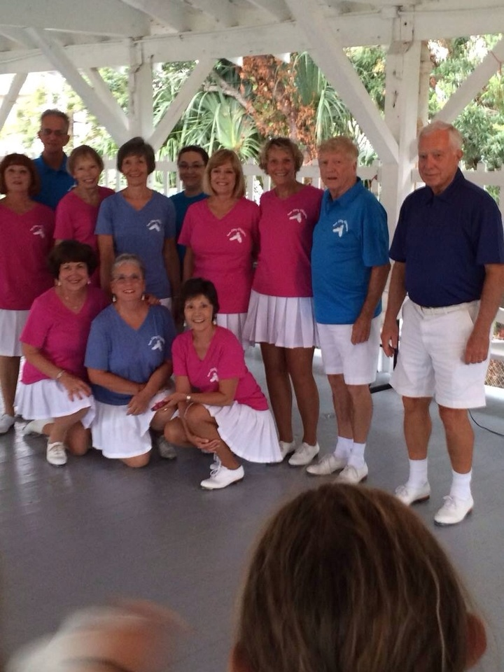Dancing For The Kids Camp In Tybee Island, Ga T-Shirt Photo