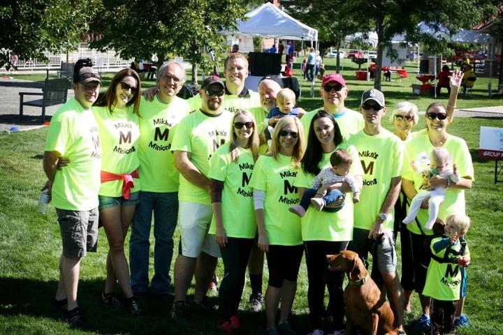 Rocky Mountain Congenital Heart Walk T-Shirt Photo