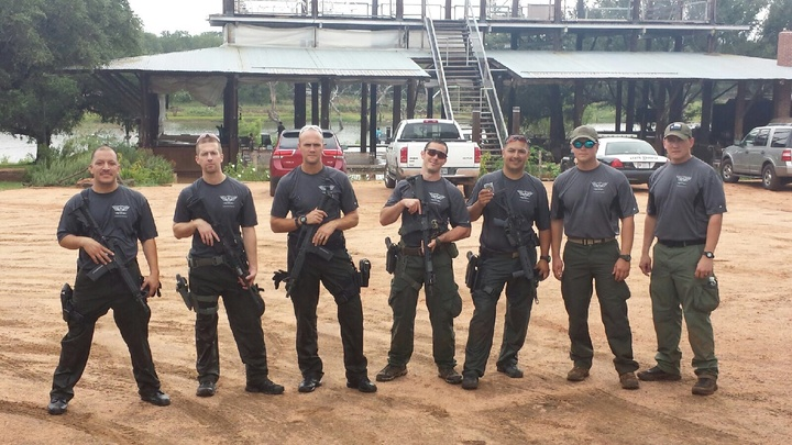 Southern Regional Response Group Special Response Team T-Shirt Photo