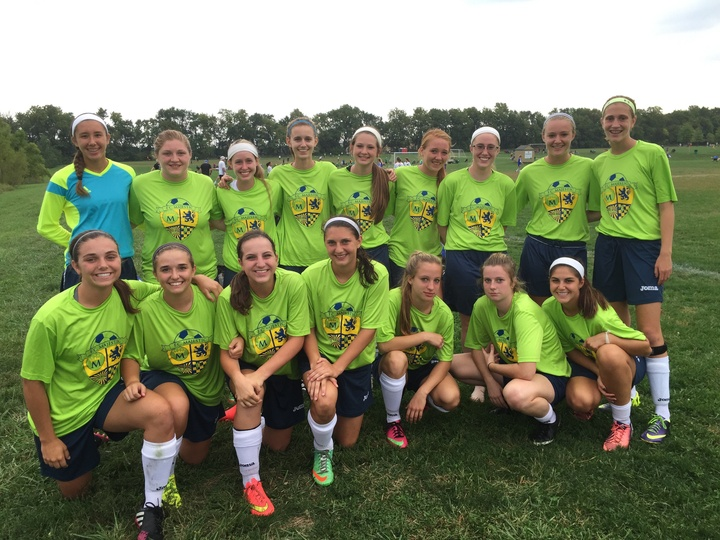 Sporting Out New Customink Warmup Shirts!  T-Shirt Photo