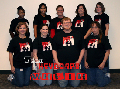 The Keyboard Mafia T-Shirt Photo
