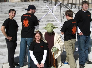 Southern Illinois Jedi Order T-Shirt Photo