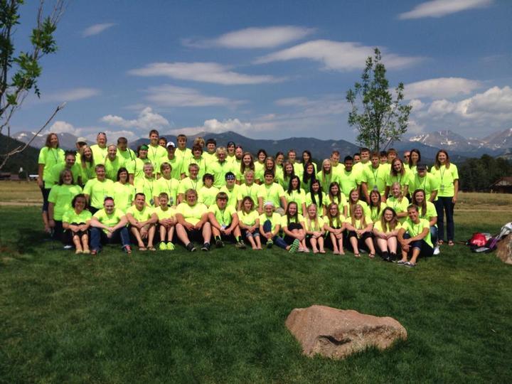 Rocky Mountain High T-Shirt Photo