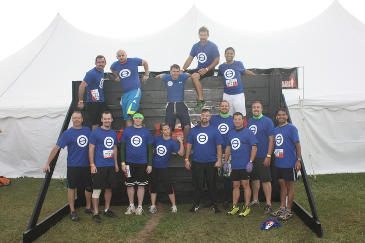 Federal Mogul Mudders 2014 T-Shirt Photo