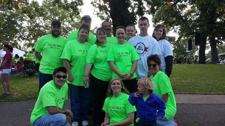 2014 Als Walk To Defeat Als In Honor Of Dad T-Shirt Photo