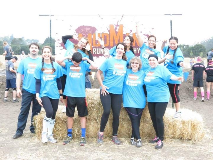 Muddy2 Thrive Crew T-Shirt Photo