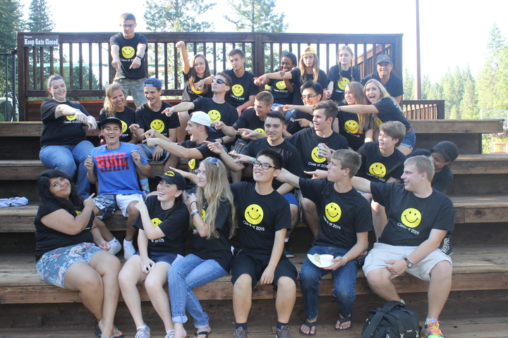 Victory Class Of 2015 T-Shirt Photo