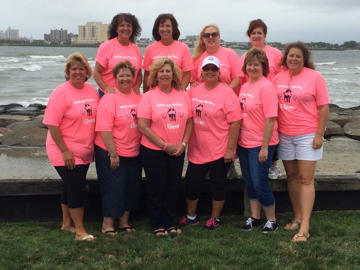 Gotw Wear Pink For Eileen! T-Shirt Photo