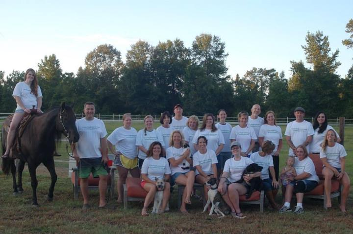 Lucky Dog Animal Rescue Team Sc!  T-Shirt Photo