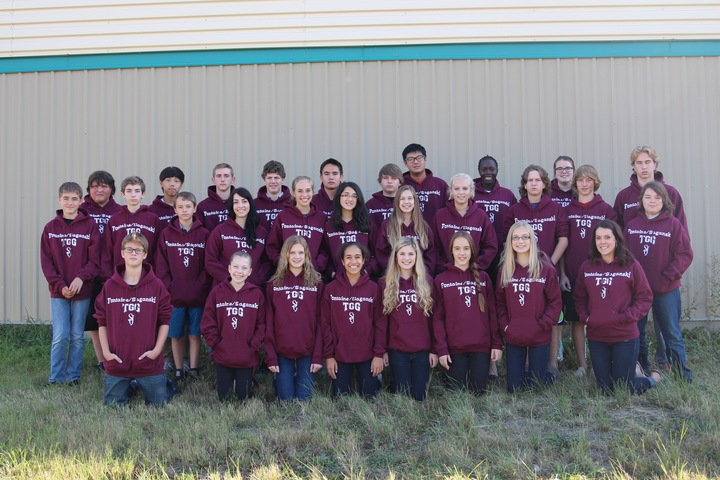 St. Joe's Tgg Class T-Shirt Photo