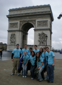 Ridley Goes To Europe T-Shirt Photo