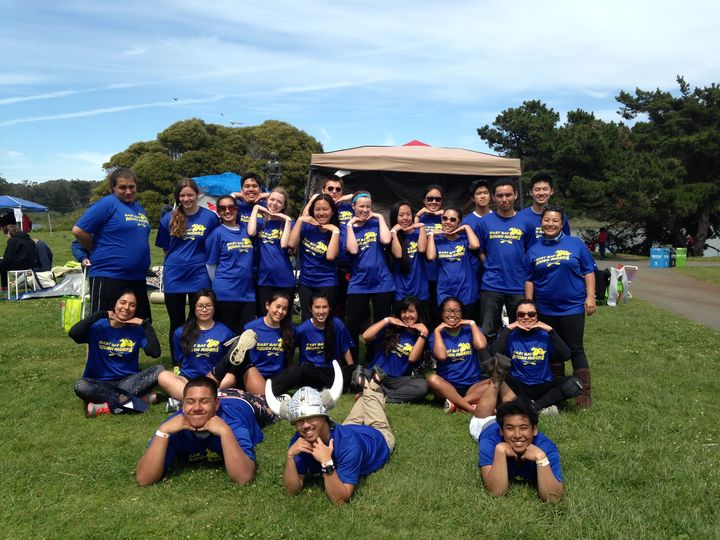 East Bay Rough Riders Youth Dragonboat Team T-Shirt Photo