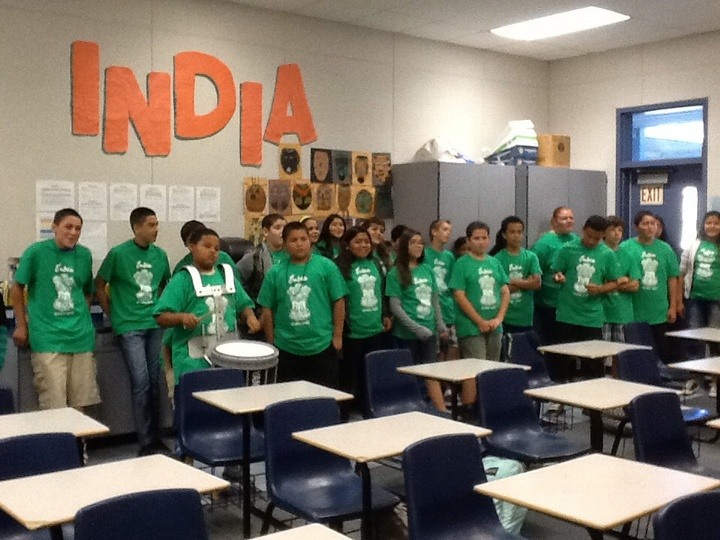 Warrior Olympics   India T-Shirt Photo
