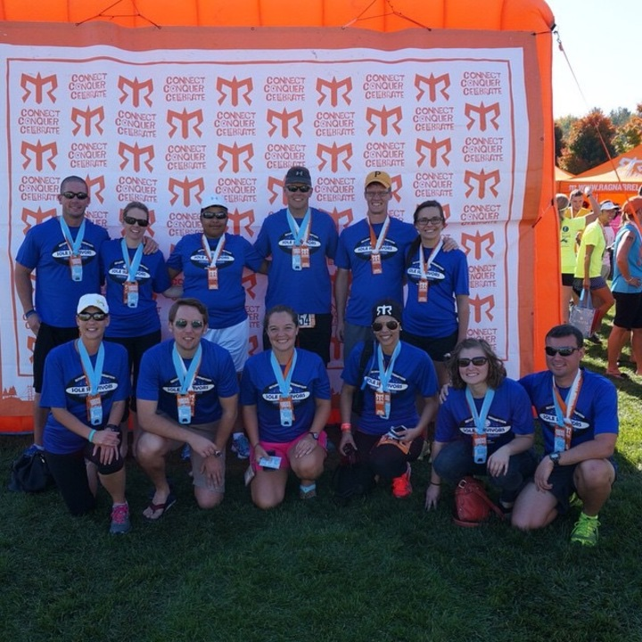 Ragnar Adk Team Finish T-Shirt Photo
