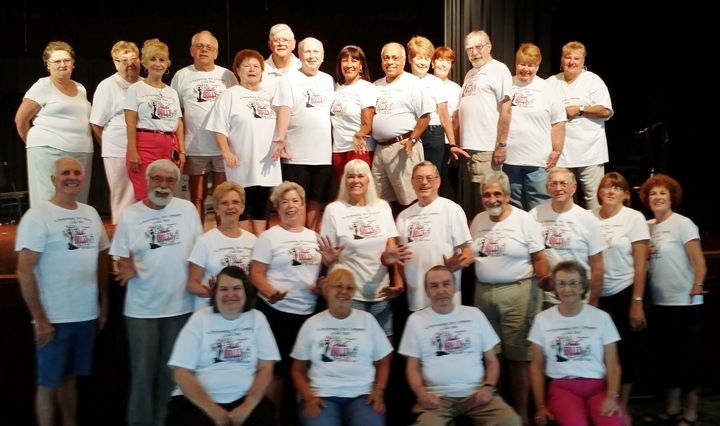 "The Pacor ""Hello Dolly"" Gang T-Shirt Photo"