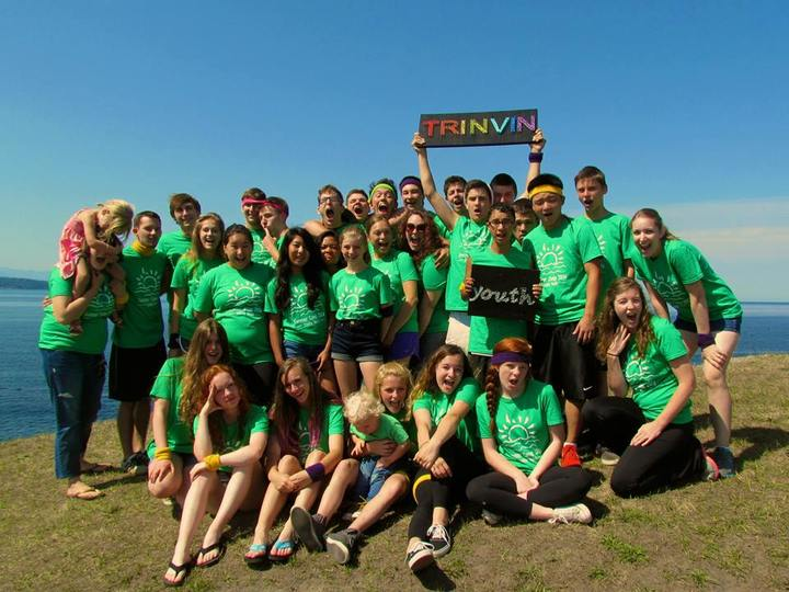 Trin Vin Youth Summer Camp 2014 T-Shirt Photo