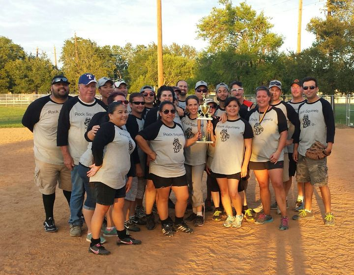 Softball Tournament 2014 T-Shirt Photo
